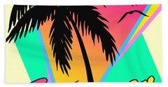Summer Breeze Beach Towel