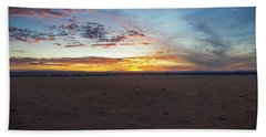 Sunrise Over The Mara Beach Towel
