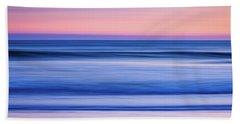 Sunset Abstract Beach Towel