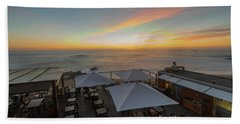 Sunset Vibes Beach Towel