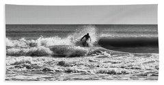 Surfer Dude Beach Towel