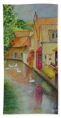 Swan Canal Beach Sheet