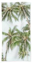Swaying Palms Beach Sheet