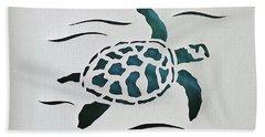 Swimmer Beach Sheet