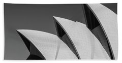 Sydney_opera Beach Towel