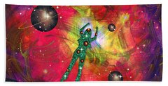 Synchronicity Beach Towel