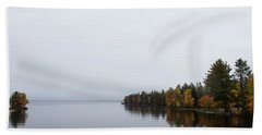 Tahquamenon Rivermouth Beach Sheet