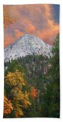 Tahquitz Peak - Lily Rock Painted Version Beach Towel