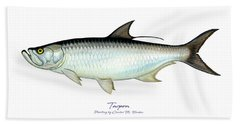 Tarpon Beach Towel