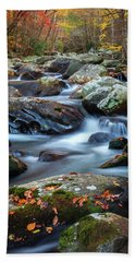 Tennessee Autumn  Beach Towel