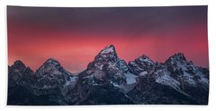 Teton Magic Beach Towel