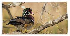 Texas Wood Duck Beach Sheet