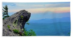 The Blowing Rock Beach Towel