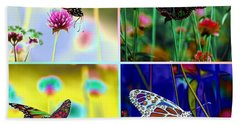 The Butterfly Collection 1. Beach Towel