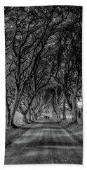 The Dark Hedges Beach Sheet