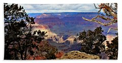 The Grand Canyons 0056 Beach Towel