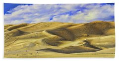 The Great Sand Dunes National Park 3 Beach Towel