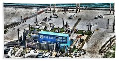 The Gulf Beach Towel