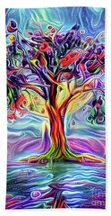 The Joseph Tree Beach Towel