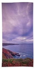 The Lizard Point Beach Towel