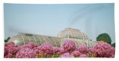 The Palm House Beach Towel