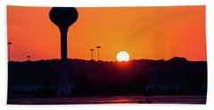 Beach Towel featuring the photograph The Rise And The Fall by Robert FERD Frank