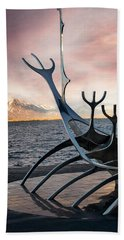 The Sun Voyager #1 Beach Sheet