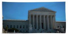 The Supreme Court Beach Sheet