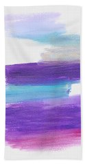 Beach Towel featuring the painting The Unconscious Mind by Bee-Bee Deigner