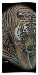 Tiger 6 Beach Towel