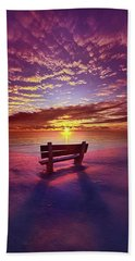 Beach Towel featuring the photograph To Belong To Oneself by Phil Koch
