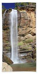 Toccoa Falls, Georgia, U.s.a Beach Towel