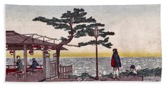 Top Quality Art - Mount Atago Beach Towel