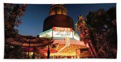 Tower Theater- Beach Sheet
