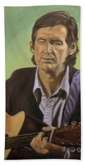 Townes Van Zandt Beach Sheet