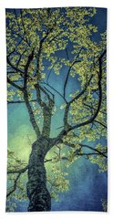 Tree Tops 0945 Beach Towel