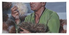 Tribble Trouble Beach Sheet