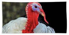 Turkey Tom Beach Sheet