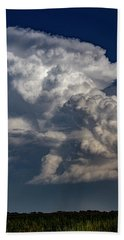 Updrafts And Anvil 008 Beach Sheet