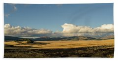 Valles Caldera National Preserve II Beach Towel