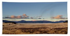 Valles Caldera National Preserve Beach Towel