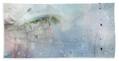 Valley In The Clouds Beach Towel
