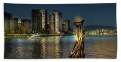 Vancouver Sunset Beach Sheet