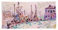 Venice - Digital Remastered Edition Beach Towel