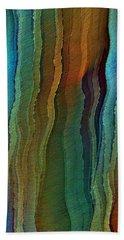 Vents Under The Sea Beach Towel