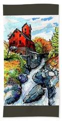 Vermont Red Beach Sheet
