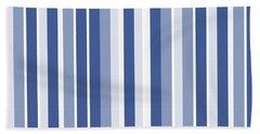 Vertical Lines Background - Dde605 Beach Towel