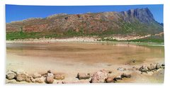 View To Gramvousa Beach Sheet