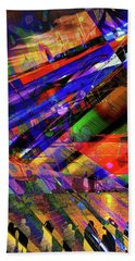 Visions Of Ghostlands Paul Beach Towel