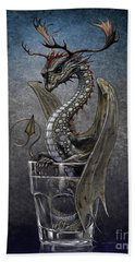 Vodka Dragon Beach Towel